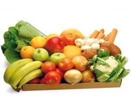 Frutta e verdura mista